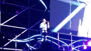 Jackie au concert de Hanzhou 02