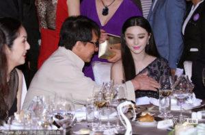 toujours avec Li Bingbing