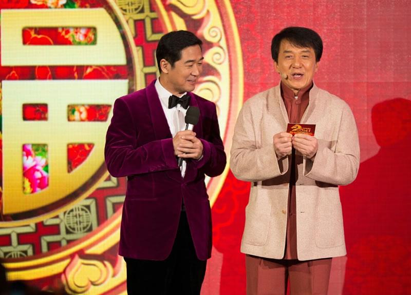 Jackie Chan à la Fête du Printemps