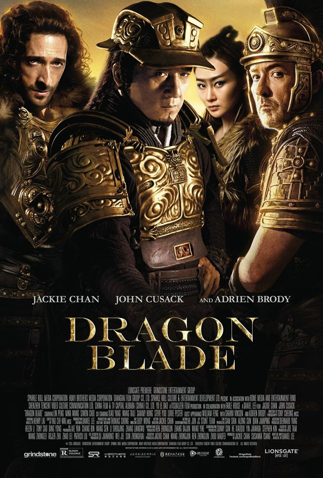 dragonblade us poster