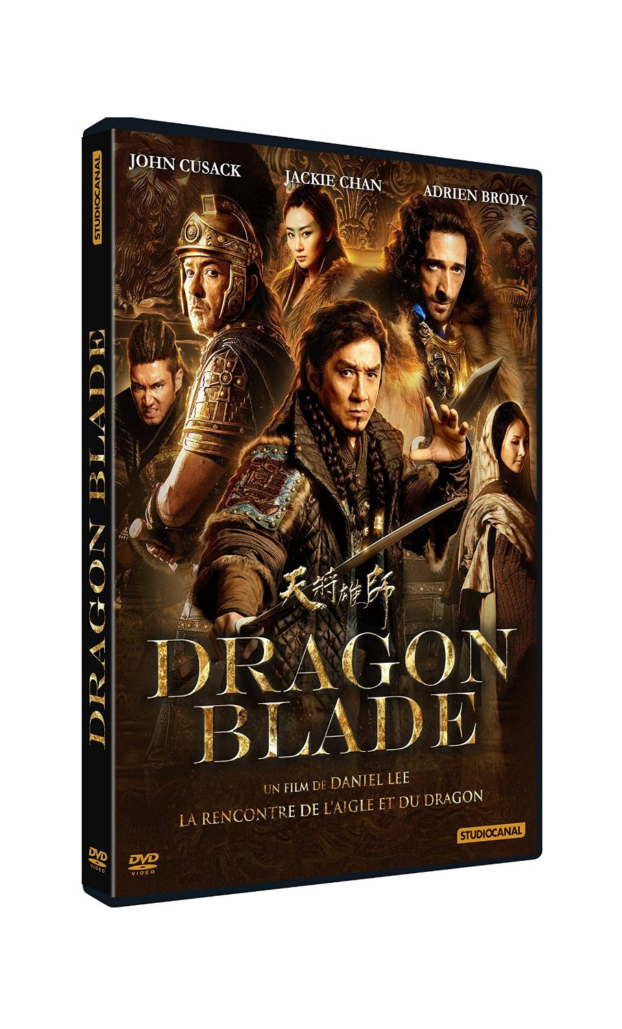 DragonBlade-dvd
