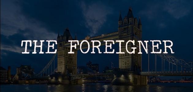 The Foreigner: Jackie Chan est arrivé à Londres !