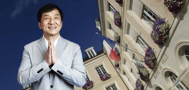 Le Mans : Jackie Chan, ambassadeur et citoyen d'honneur de la ville