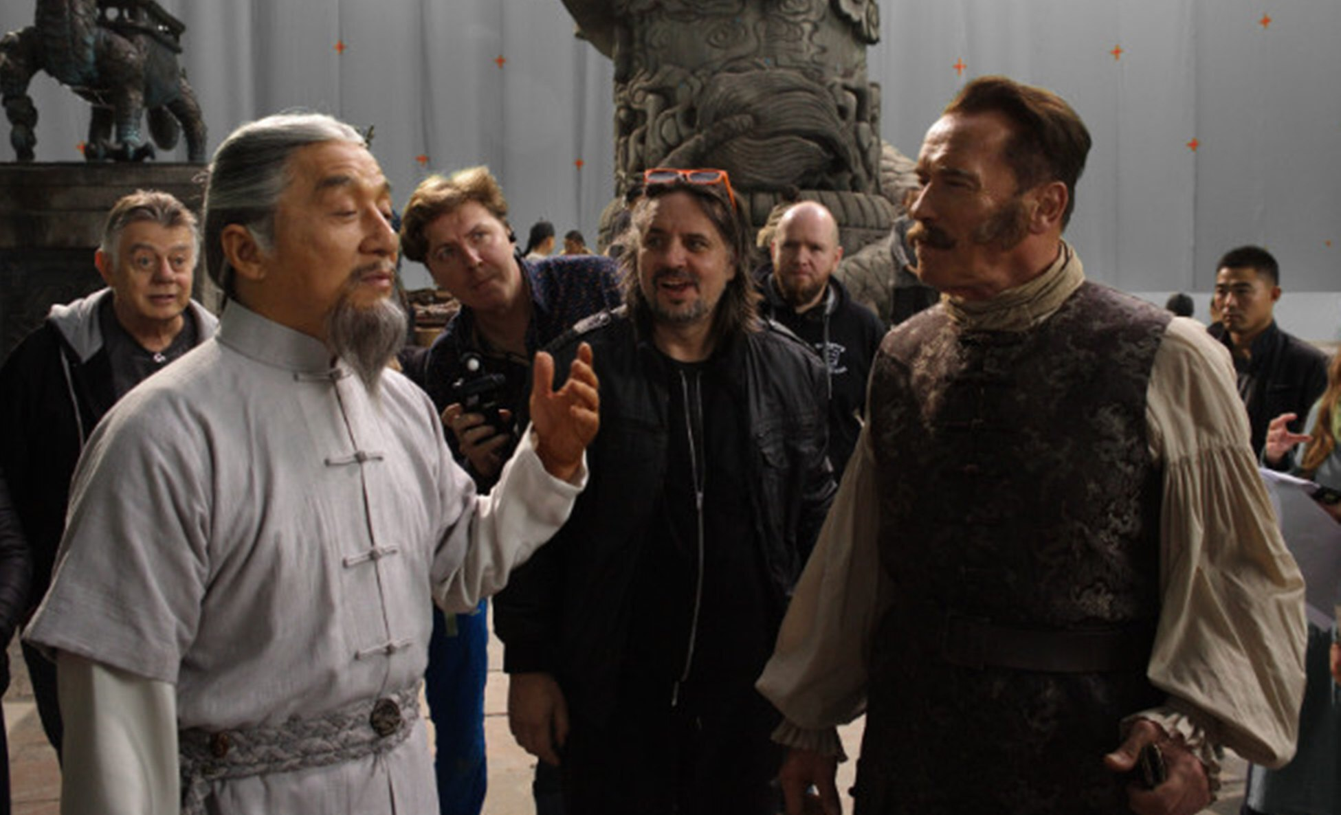 Reportage russe sur Viy 2, Journey to China : The Iron Mask Mystery