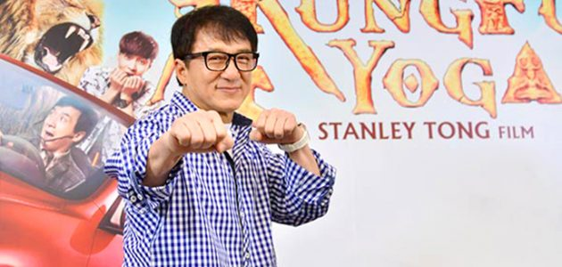 [KUNG FU YOGA] Un deuxième entretien avec Jackie Chan