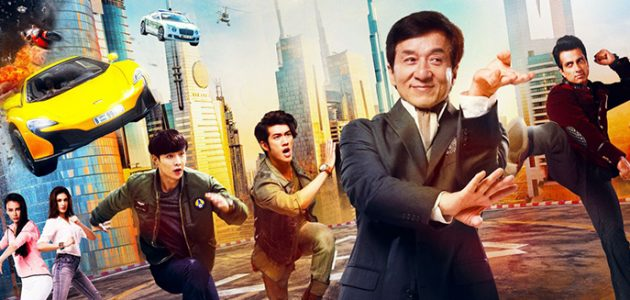 LE TRIOMPHE DE KUNG FU YOGA AU BOX OFFICE CHINOIS !