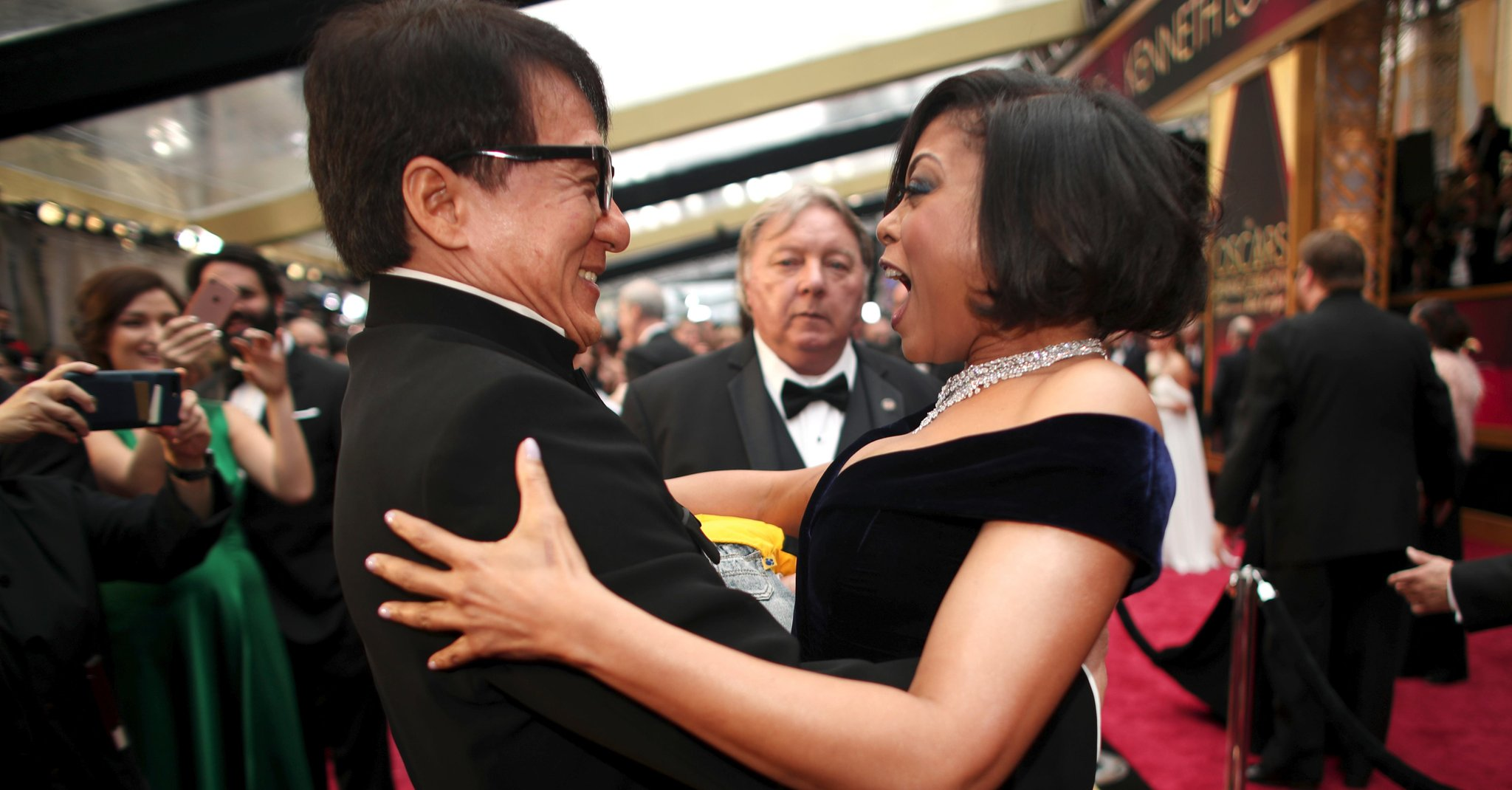 Jackie Chan Son 2017