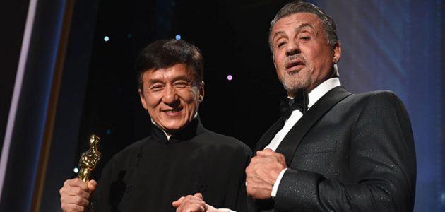 Jackie Chan et Stallone font équipe dans un film d'action !