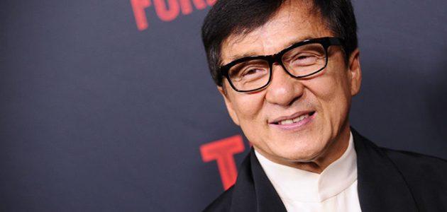 Entretien avec Jackie Chan pour The New Paper