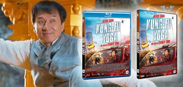 KUNG FU YOGA en dvd et blu-ray, le 10 janvier en France !
