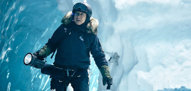 Piolet, crampons et cordes pour Jackie Chan ?