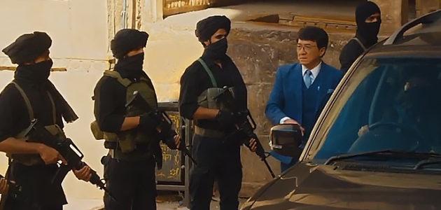 VANGUARD, le prochain Jackie Chan dégaine son premier teaser !