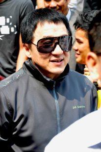 Jackie Chan à l'Université de Singapour