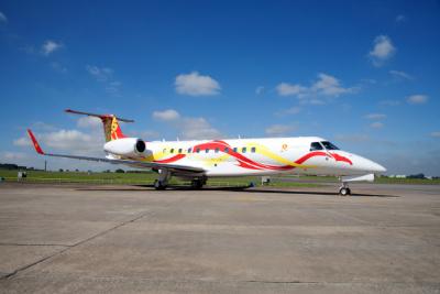 Avion de Jackie Chan - Legacy 650