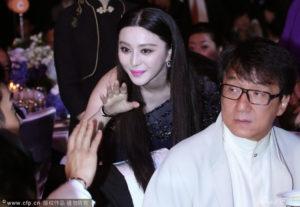 avec Li Bingbing