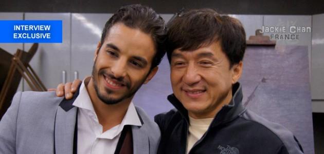 Entretien exclusif avec Alaa Safi, le rival de Jackie Chan dans Chinese Zodiac !