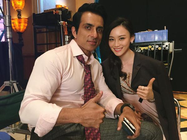 SonuSood&ShangYuxian