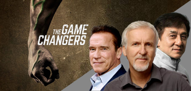 Jackie Chan, James Cameron et Schwarzy produisent le documentaire « vegan » The Game Changers
