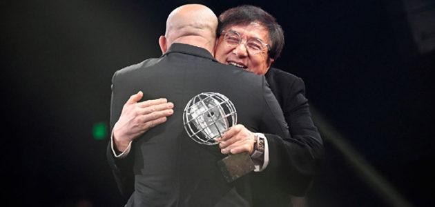 Jackie Chan recompensé aux BAFTA awards !