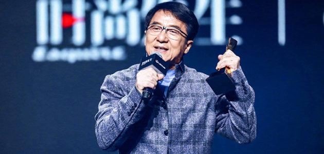 Jackie Chan récompensé à la 16e édition des MAHB awards